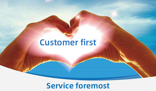 Excellent service maximizes customer satisfaction