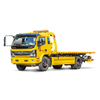 DFA One towing two Platform Type Tow Truck