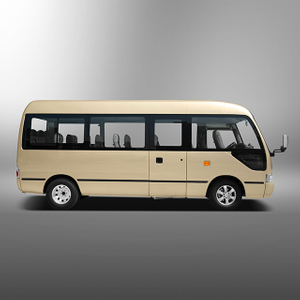 18 seats high end Coaster minibus